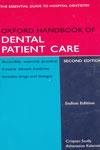 Oxford Handbook of Dental Patient Care