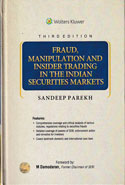 Fraud Manipulation and Insider Trading in the Indian Securities Markets