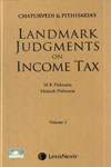 Landmark Judgments on Income Tax In 2 Vols