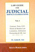 Law Guide for Judicial Service Examinations Vol I