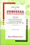 Law Guide for Judicial Service Examinations Vol 2