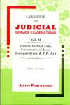 Law Guide for Judicial Service Examinations Vol 2