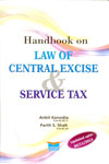 Handbook on Law of Central Excise and Service Tax
