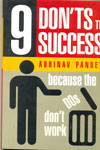 9 Donts To Success