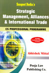 Strategic Management Alliances and International Trade CS Professional Programme