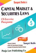 Capital Market and Securities Laws CS Executive Programme