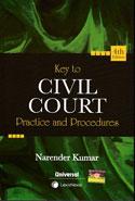 Key to Civil Court Practice and Procedure