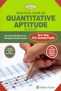 Practical Guide on Quantitative Aptitude for CA CPT