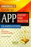 Guide to APP Examination With Solved Papers and Model Test Papers