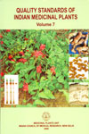 Quality Standards of Indian Medicinal Plants Vol 7