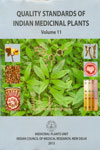 Quality Standards of Indian Medicinal Plants Vol 11