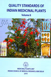 Quality Standards of Indian Medicinal Plants Vol 8