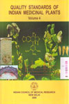 Quality Standards of Indian Medicinal Plants Vol 4