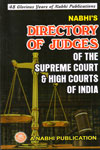 Directory of Judges of the Supreme Court and High Courts of India