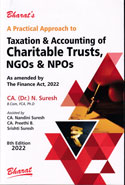 A Practical Approach to Taxation and Accounting of Charitable Trusts NGOS and NPOS