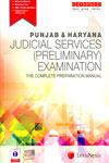 Punjab and Haryana Judicial Services Preliminary Examination