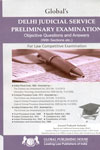 Delhi Judicial service Preliminary Examination Objective Questions and Answers With Sections etc.