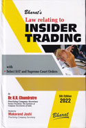 Law Relating to Insider Trading With Select SAT Orders