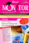 Monitor CS Prof Module 2 Paper 5 Financial Treasury and Forex Management