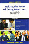 Making The Most of Being Mentored