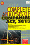 Complete Analysis of Companies Act 2013 Vol 1