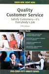 Quality Customer Service Satisfy Customers Its Everybodys Job