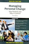 Managing Personal Change