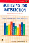 Achieving Job Satisfaction