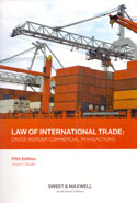 Law of International Trade Cross Border Commercial Transactions
