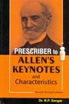 Prescriber to Allens Keynotes and Characteristics