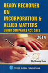 Ready Reckoner on Incorporation and Allied Matters under Companies Act 2013