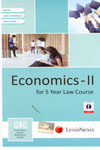 Economics II for 5 Year Law Course Quick Refrence Guide