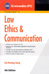 Law Ethics and Communication CA Intermediate IPC