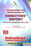 Preparation and Presentation of Directors Report under the Companies Act 2013