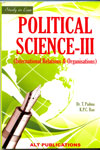 Study in Law Political Science III