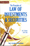Study In Law the Principles of Law of Investments and Securities