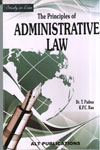 Study In Law the Principles of Administrative Law