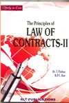 Study in Law the Principles of Law of Contracts-II