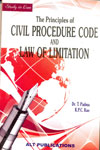 Study In Law The Principles  of Civil Procedure Code And Law Of Limitation