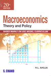 Macroeconomics Theory and Policy Based Mainly on UGC Model Curriculum