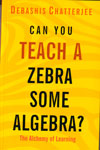 Can You Teach a Zebra Some Algebra