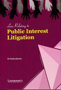 Law Relating to Public Interest Litigation