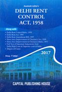 Delhi Rent Control Act 1958