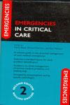 Emergencies  In Critical Care