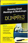 Making Everything Easier Running Great Meetings and Workshops  For Dummies