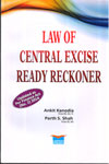 Law Of Central Excise Ready Reckoner