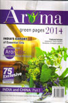 Aroma Green Pages India and China 2014