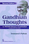 Gandhian Thoughts for MGIMS Entrance Examination