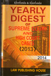 Yearly Digest of Supreme Court and High Court Cases 2013
