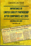 Importance of Limited liability Partnership After Companies Act 2013